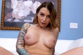 Ivy Lebelle debuts in horny milf fuck for milftrip.com