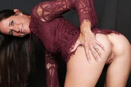 Mature pornstar bent over ready for milf doggy fuck